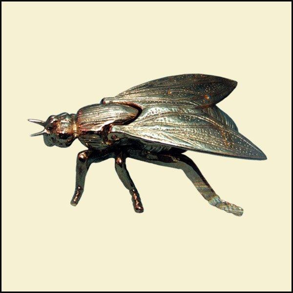 чугунная муха